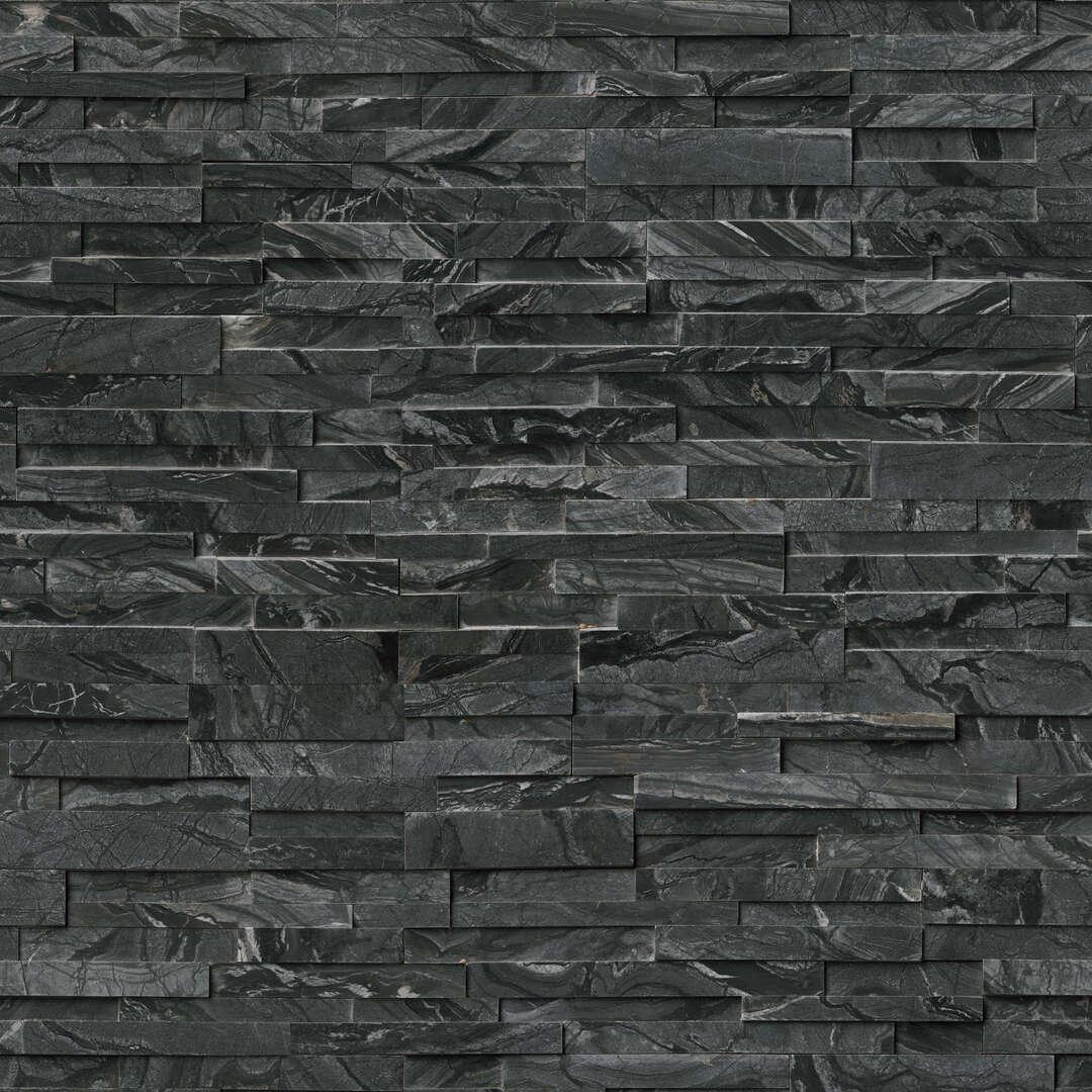 Msi Glacial Black 3d Centurion Stone Of Iowa
